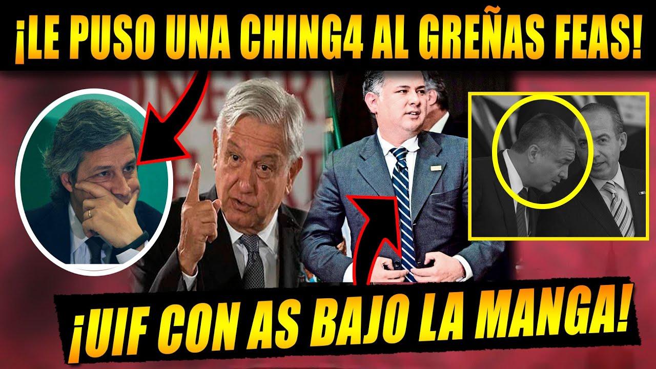 ¡GIRO INESPERADO! JUGADA MAESTRA DE AMLO, SE LE ACABÓ EL CORRIDO A CALDERÓN