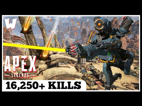 Mirthful Monday Malarkey // 16,250+ Eliminations Today // Apex Legends Live // PS4 Gameplay