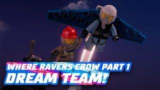 LEGO City Sky Police and Fire Brigade – Where Ravens Crow: Part 2 of 2 - LEGO City Mini Movie 2019