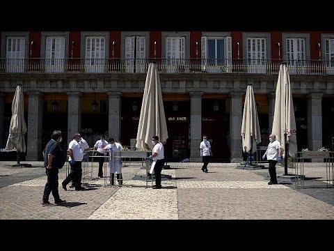 إسبانيا تفتح شواطئها.. ومقاهي ومطاعم برشلونة ومدريد تستقبل الزبائن…  - نشر قبل 41 دقيقة