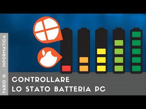 Come controllare lo stato della batteria del PC [Windows e Mac]
