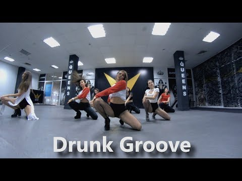 Drunk Groove -  MARUV & BOOSIN / Tanya Gerasimik Choreography