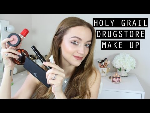 My ALL TIME FAVORITE Drugstore Makeup | 2016
