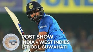 India's First ODI Series Win in West Indies