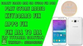 J7008 Play Store Fix