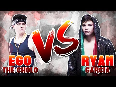 EGO VS THE FLASH | FT. Ryan Garcia & Oscar De La Hoya