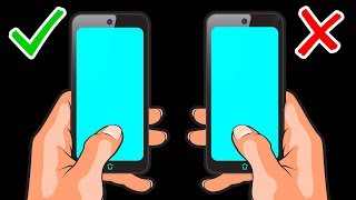 The Way You Hold Your Phone Affects Your Signal