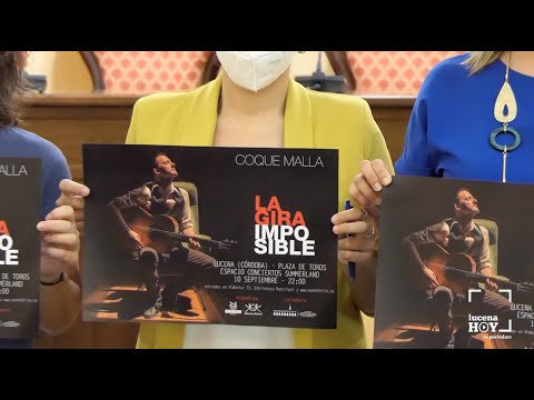 VÍDEO: 800 personas podrán disfrutar del concierto solidario de Coque Malla para Infancia Solidaria