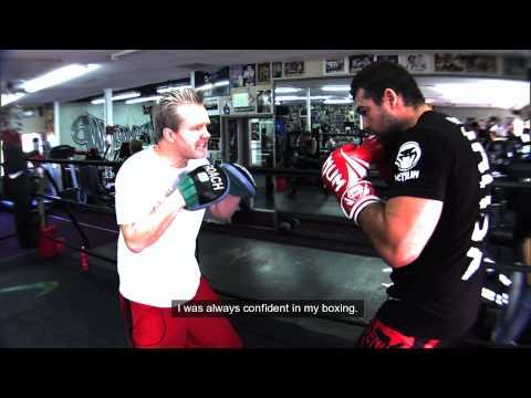 Shogun on Training with Freddie Roach: 'Now I Punch Like Superman'