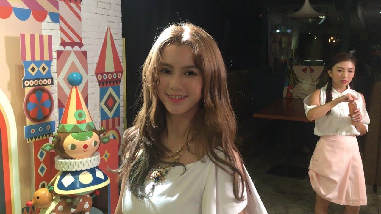 突擊鄧月平女神經MV拍攝現場 - YouTube