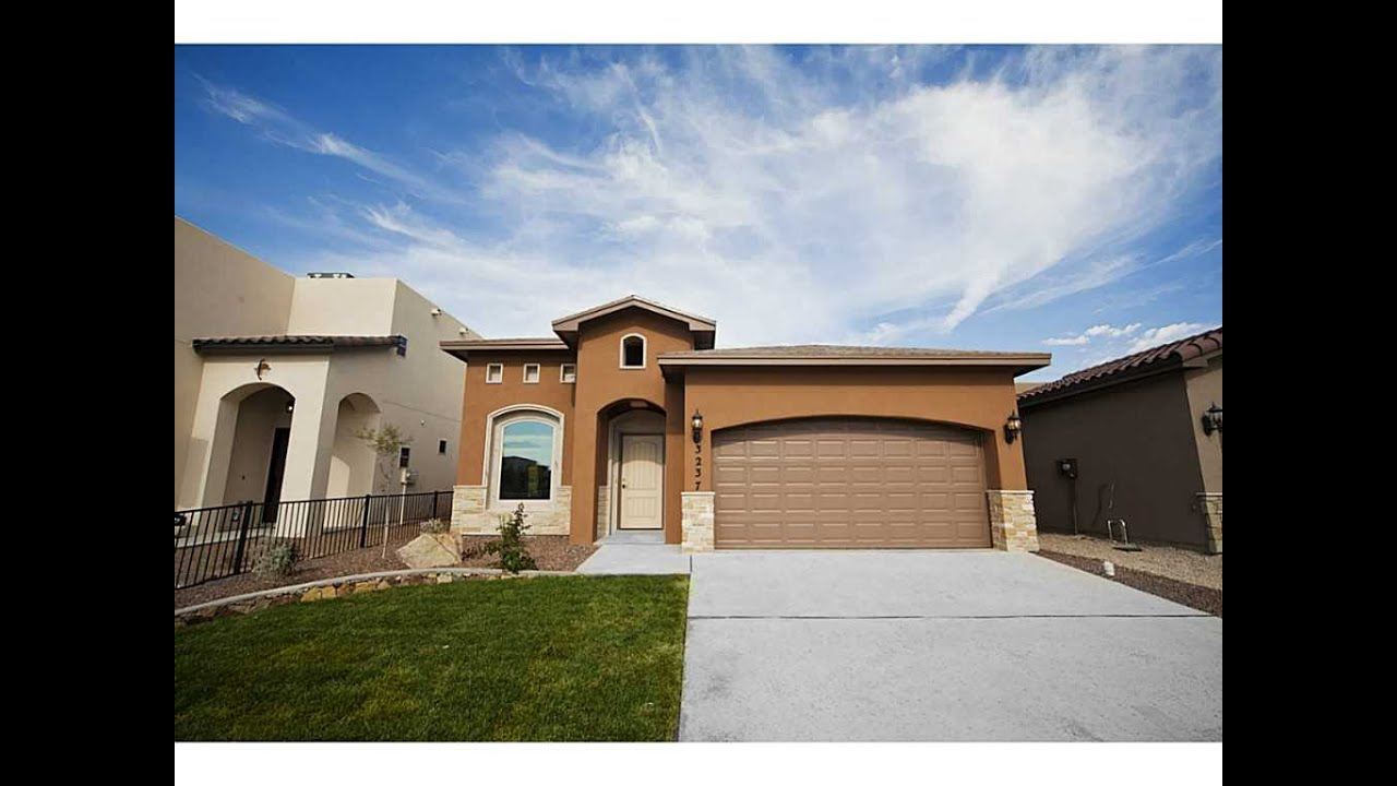 New Homes El Paso Tx Sale