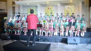 """""""Yume Wo Kanaete Doraemon"""" - Team Angklung SD BPI @Festival Angklung AWI"""