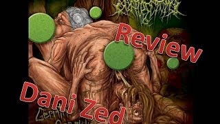 Review(English) - Nephrectomy - Geriatric Coprophilia - Morbid Generation Records - Dani Zed