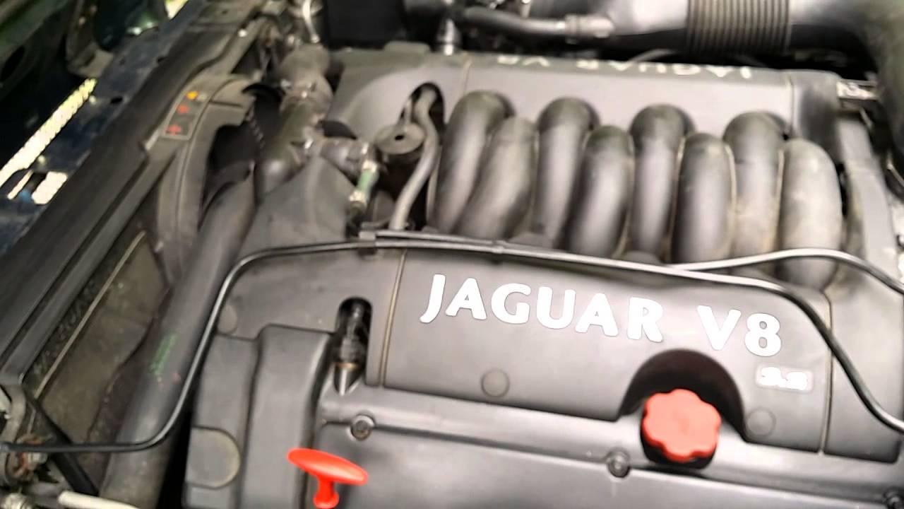 jaguar xj8 abs problem how to fix - youtube