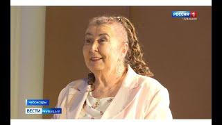 70-летие отметила заслуженная артистка России и народная артистка Чувашии Любовь Федорова
