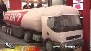ORLEN GAZ Sp. z o.o. ist das größte polnische Unternehmen auf dem LPG-Markt