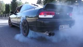 Nissan 200SX S13 Burnout Tuned CA18DET 280hp