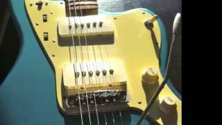 Video MJT Jazzmaster Aged finishes Guitar - OC Duff pickups download MP3, 3GP, MP4, WEBM, AVI, FLV Juni 2018