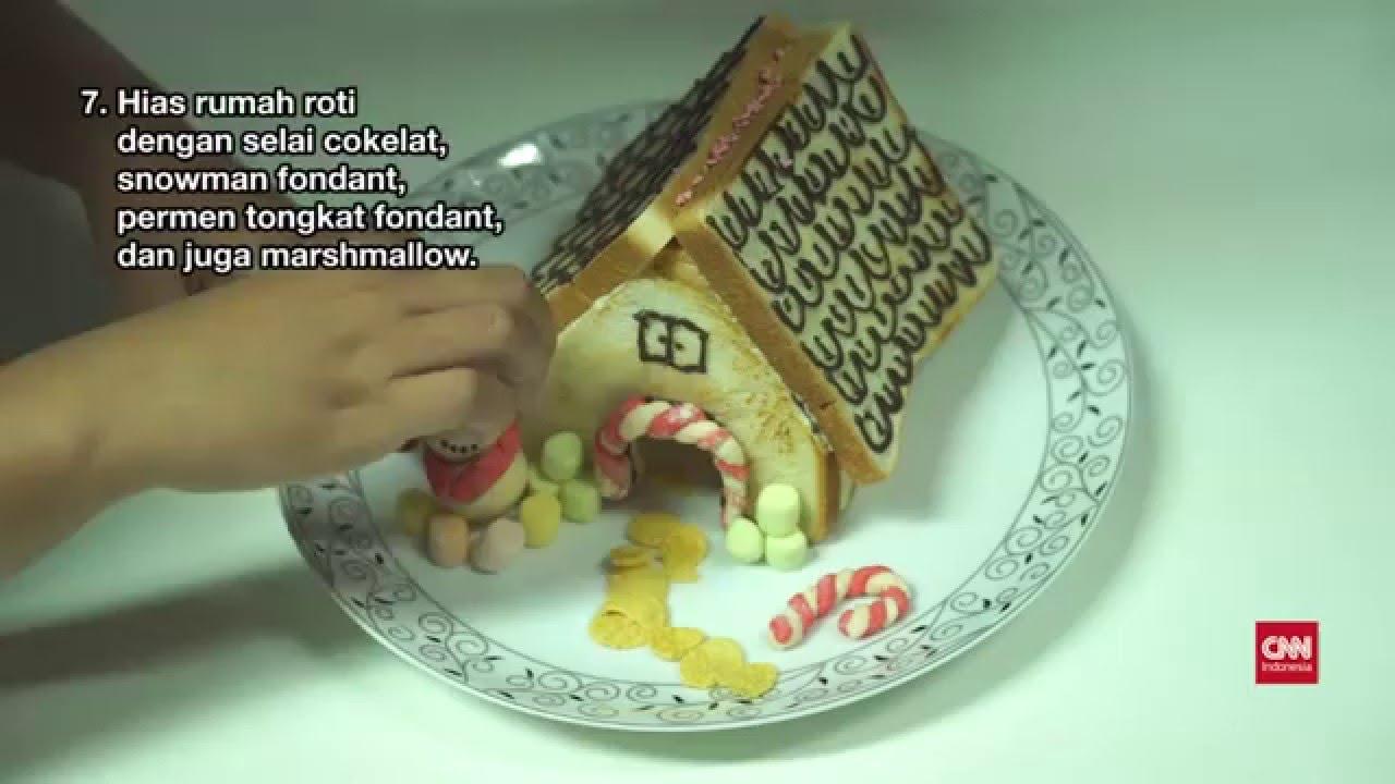 Rumah Roti Untuk Sajian Natal