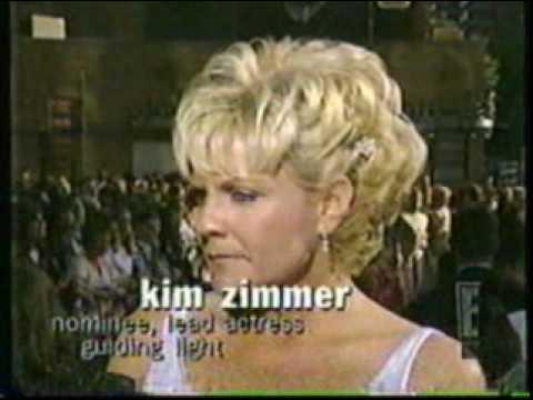 Mimi Torchin s Kim Zimmer at E! 1999 Daytime Emmy Pre