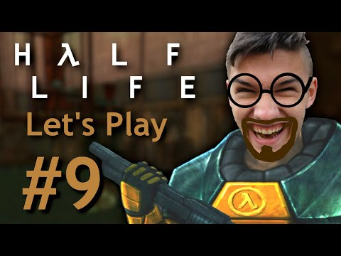 Ah! Big, Ugly Fish!!! (Half Life Let's Play - Part 9)