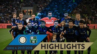 Download Video INTER-SASSUOLO 1-2 | HIGHLIGHTS | Matchday 37 - Serie A TIM 2017/18 MP3 3GP MP4