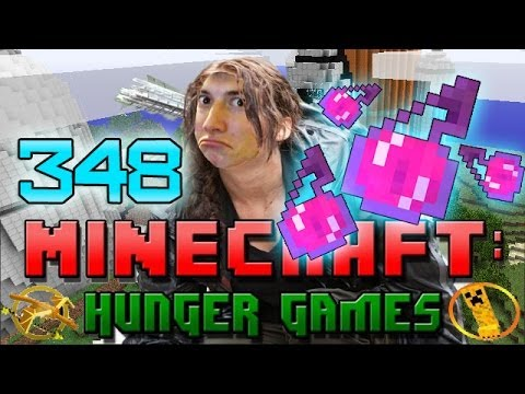 Minecraft: Hunger Games w/Mitch! Game 348 - HOW TO CHEAT AND HAVE FUN :)