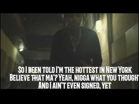 Young M.A Quiet Storm(Official Lyrics Video)