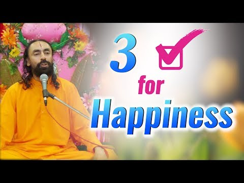 What is wrong with worldly happiness? Patanjali Yoga Sutras part15 - Swami Mukundananda