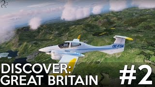 [P3D] Discover: Great Britain - Episode 2 : Snowdonia and Beyond
