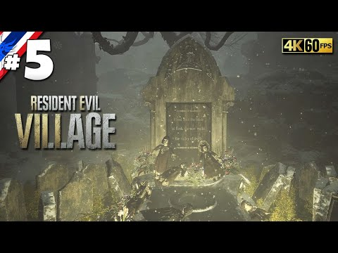 Resident Evil Village #5 เด็กหญิงกระติกน้ำ
