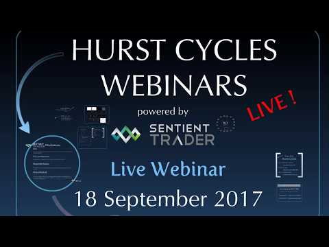 Hurst Cycles Webinar - 18 September 2017