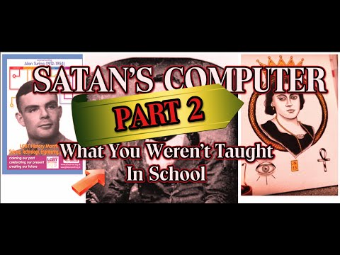 Satan's Computer PART 2: Thomas Edison, Helena Blavatsky & Internet Pornography Epidemic