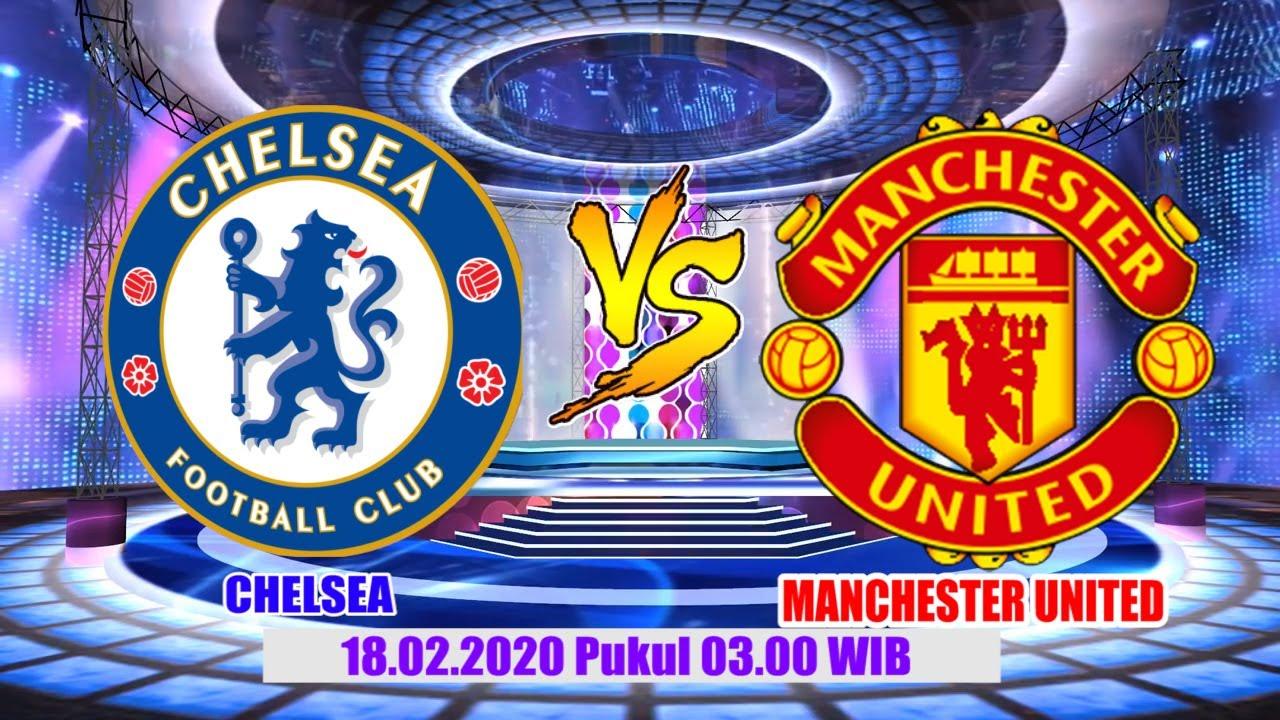 SIARAN LANGSUNG Link Live Streaming Chelsea Vs Manchester