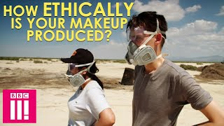 Uncovering Dangerous Makeup Manufacturing | Beauty Laid Bare