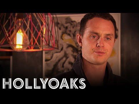 Hollyoaks: James Rehearses His Lies