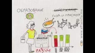 За что платят родители в детском саду?