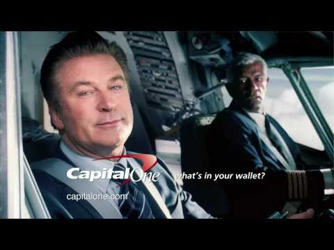 """Capital One Venture Card Commercial """"Airport"""""""