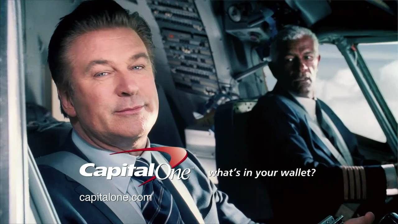 Capital One Venture Card Commercial \