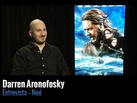 Darren Aronofsky habla sobre Noé, Batman, Frank Miller y más