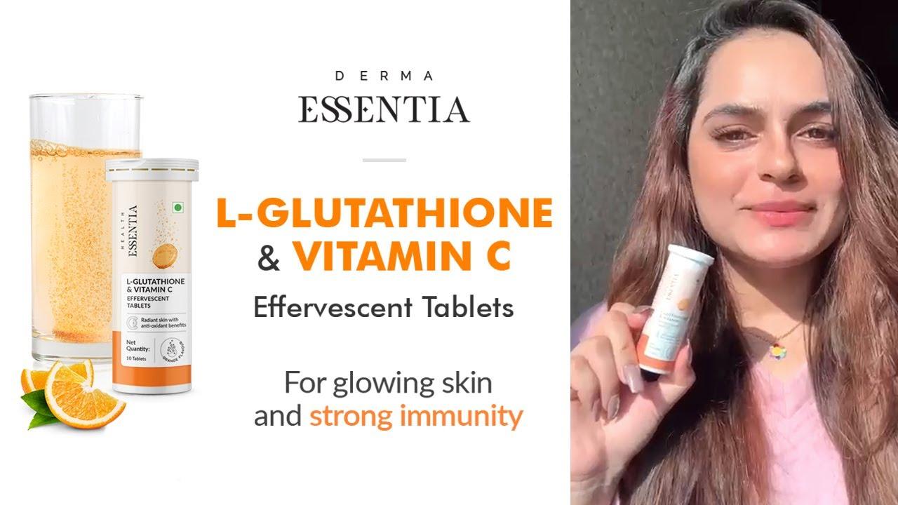 derma vitamin c tablets)
