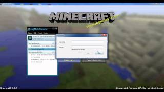 Minecraft Hamachi 1.7.2 Server Kurma 2015