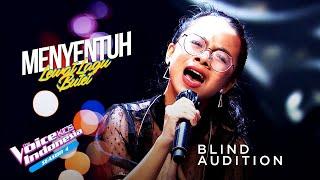 Keke Amanda - Butet | Blind Auditions | The Voice Kids Indonesia Season 4 GTV 2021