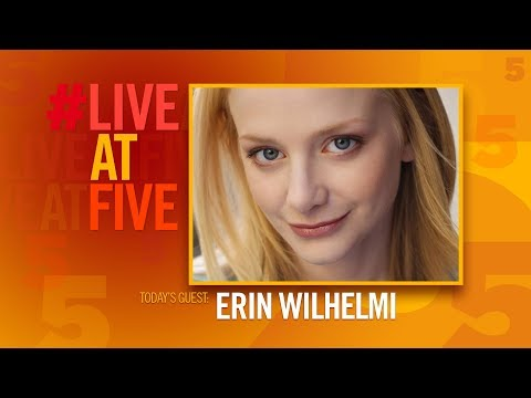 Broadway.com LiveatFive with Erin Wilhelmi of A DOLL'S HOUSE, PART 2