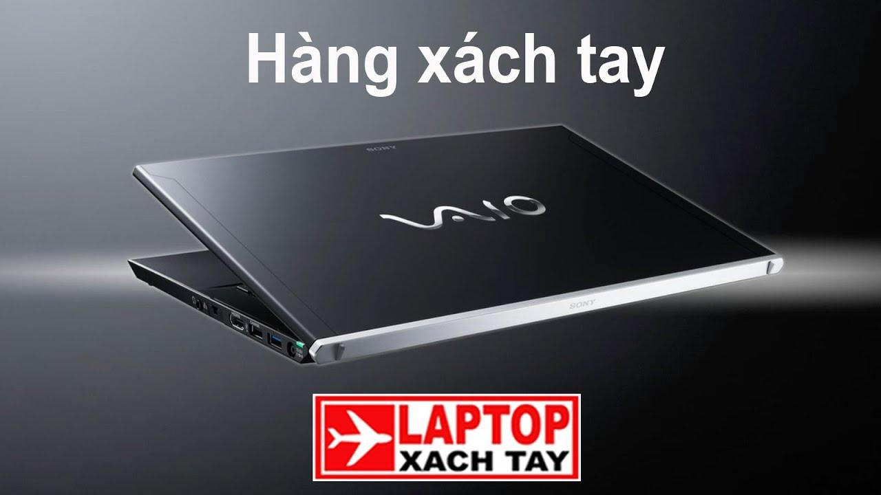 Chiếc Laptop Sony VPC xách tay đáng xem 2018