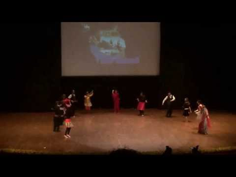 Glorious Variety of Iranian Culture; ICC Performance 2014