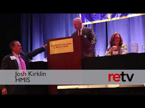 Josh Kirklin's keynote opening address at HMIS 2017
