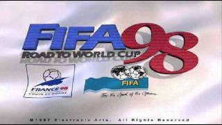 FIFA 98 Soundtrack _The Crystal Method - Busy Child
