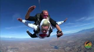 I JUMPED OUT OF A PLANE