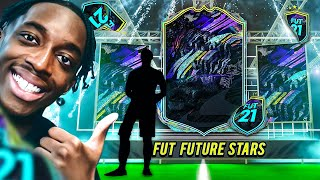 THE MOST CRAZY! FUTURE STARS 500K FIFA POINTS🤑💲💳 PACK OPENING! EA CHANGED THE PACK WEIGHT?!?!